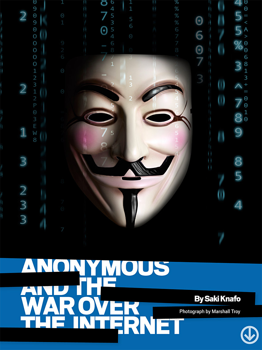 Huffington Post - Anonymous