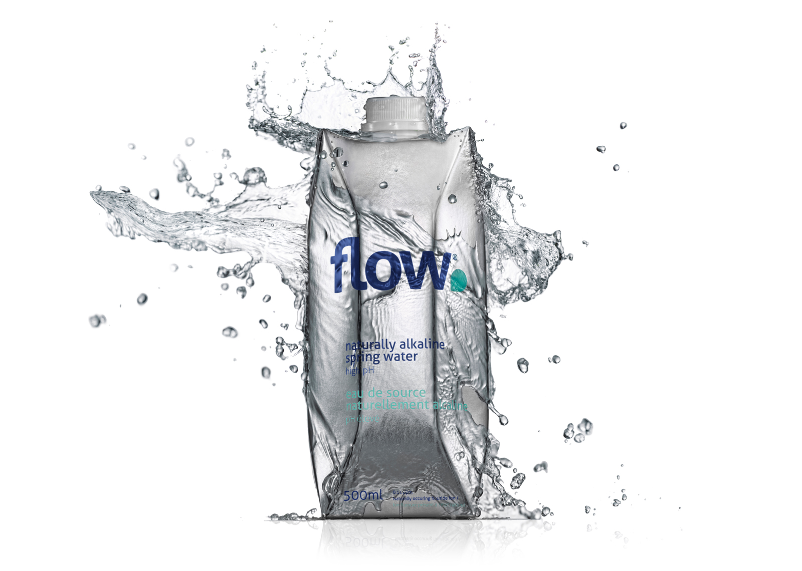 Flow Water Splash