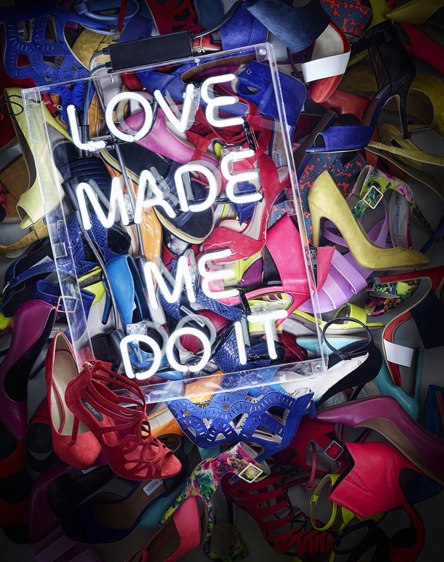 Love Made Me Do It Pile