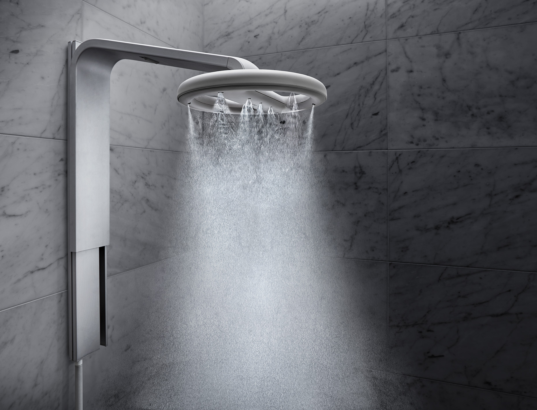 Nebia Shower Head Still Life