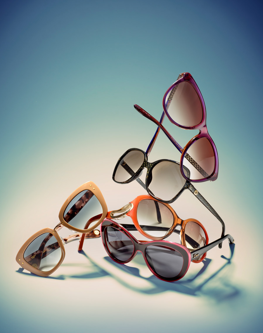 Niche Media - Sunglasses Still Life
