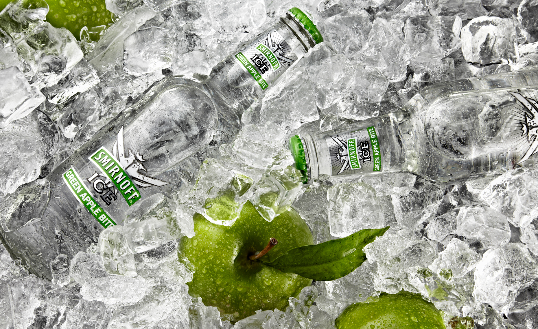 Smirnoff on Ice Still Life