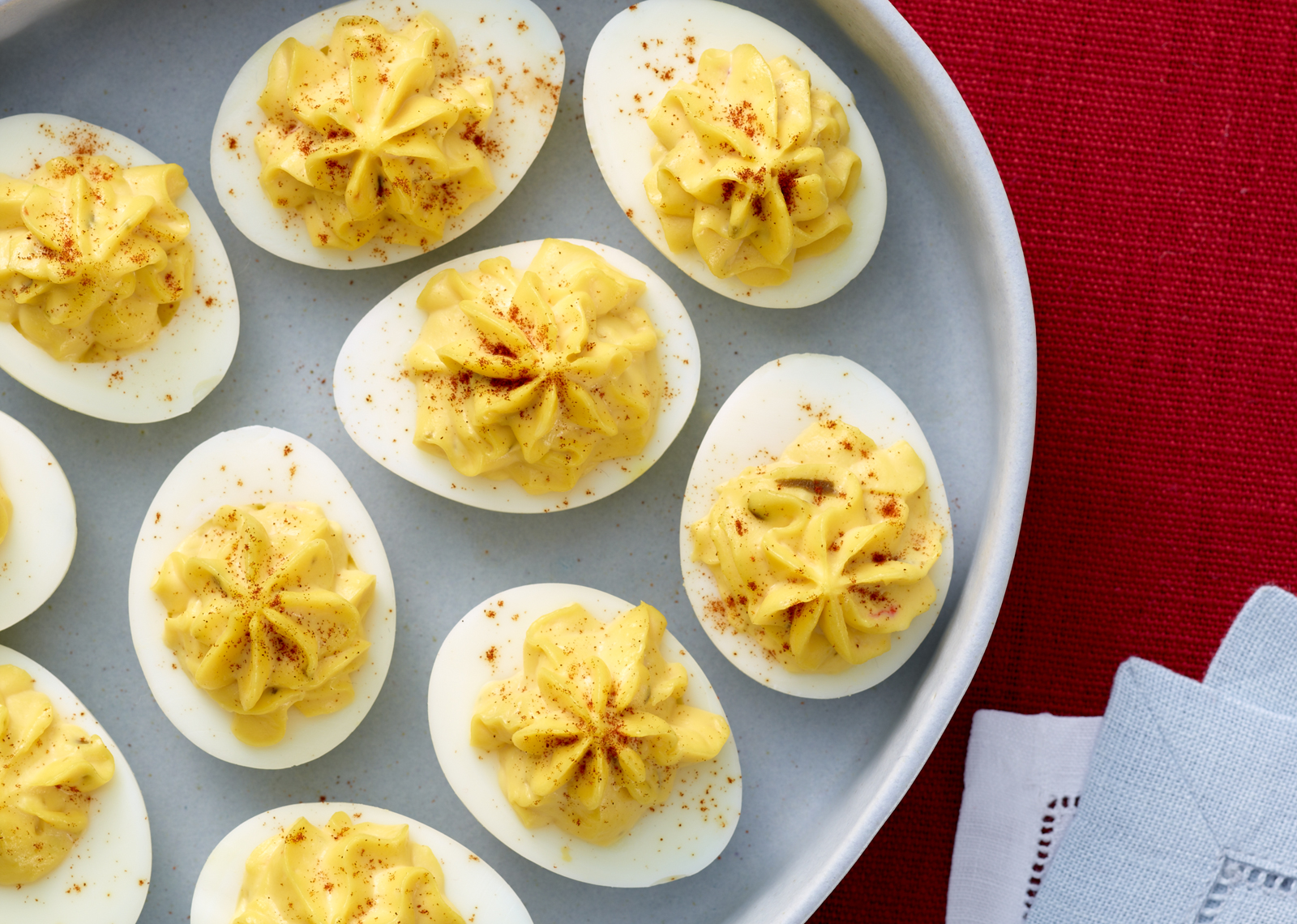 Deviled Eggs Still Life