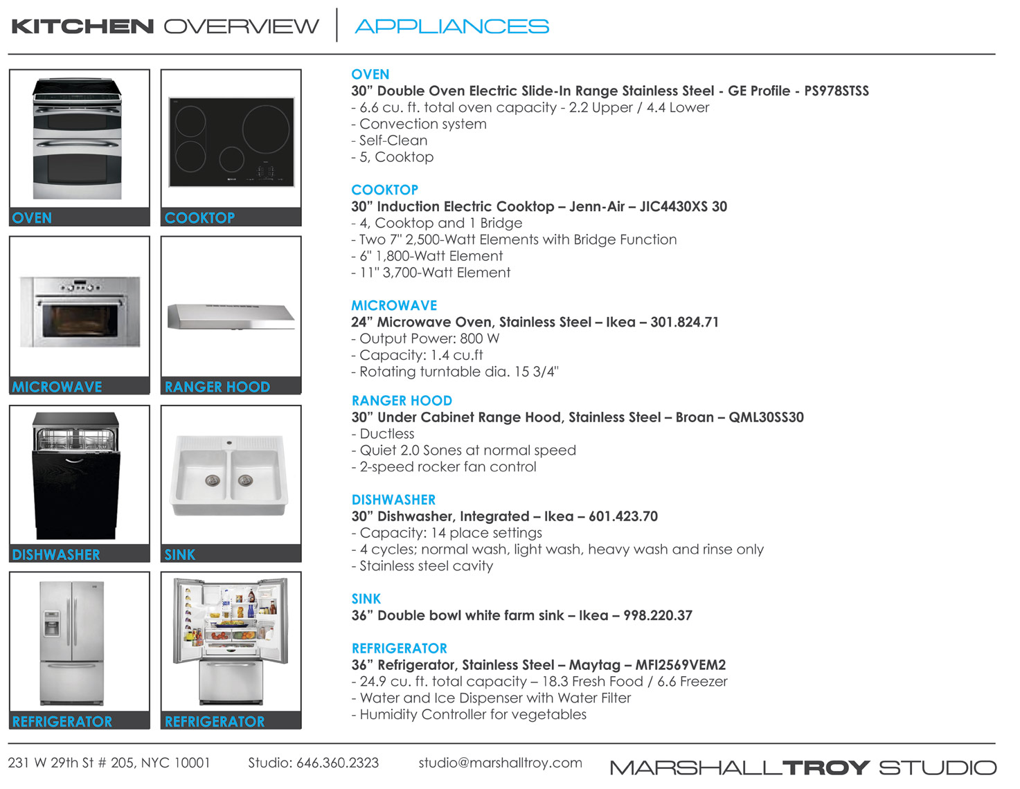Appliance List_2